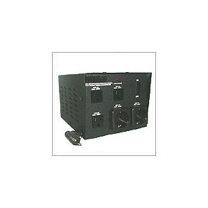 VT 1800F - Heavy Duty 1800 Watt Voltage Converter Transformer. AC 110V/240V for Worldwide Use.