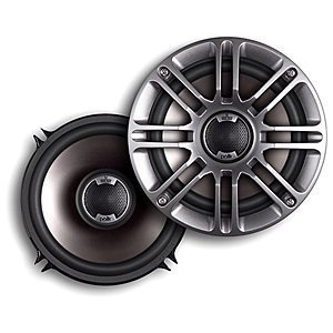 Polk Audio DB521 5.25-Inch Coaxial Speakers (Pair, Silver)