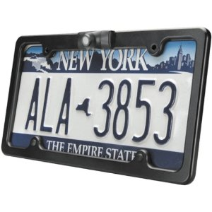 Audiovox CMOLF License Plate Frame with Integrated CMOS Camera