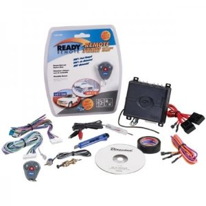 READY REMOTE 24923 DO-IT-YOURSELF BASIC REMOTE START WITH KEYLESS ENTRY