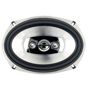 Boss OHC694 6-Inch x 9-Inch 4-Way Die Cast Frame Speaker