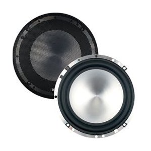 Boss OHC62CS 6-1/2-Inch Die Cast Frame Component Set Speakers