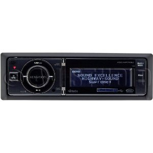 Kenwood KDC-MP745U CD receiver