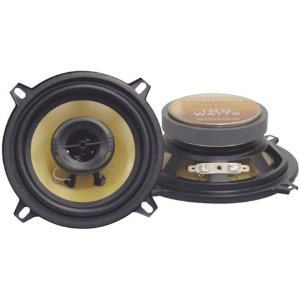 Pyramid 558GS 5.25 Inch 180 Watt Car Stereo Replacement Audio Speakers