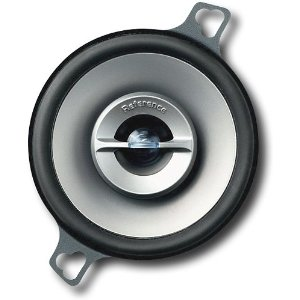 Infinity Reference 3022cf 3.5-Inch Two-Way Loudspeaker (Silver/Black)
