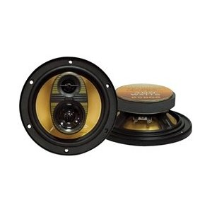 Pyramid 658GS 6.5-Inch 200 Watts ThreeWay Speakers