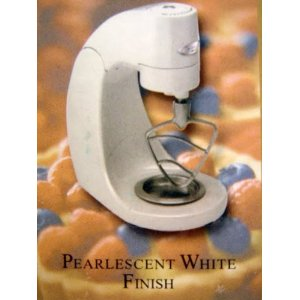 Jenn Air Attrezzi Mixer White