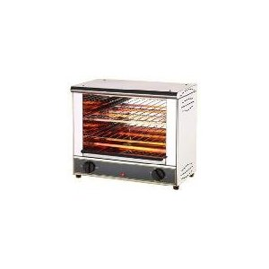 Equipex Sodir Double Shelf Toaster Oven BAR-200