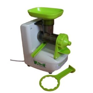 Green Queen Wheatgrass Juicer - Home Model Electric Wheatgrass Juicer
