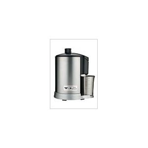 Waring Pro Jex-328 Professional Juice Extractor Stainless Steel - Factory Refurbished