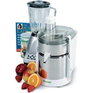 Salton Maxim Juice Lady Juice Machine/Blender Kit (only 1 left)