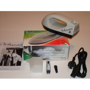 Italsteam Light Weight Travel Steam Iron - Dual Voltage