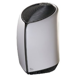 Honeywell HFD-130 Germicidal Tower HEPA Air Purifier with Permanent IFD Filter