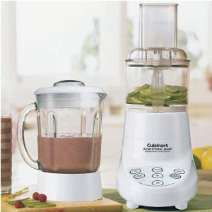 Cuisinart Duet Blender/Food Processor FPB-5SA