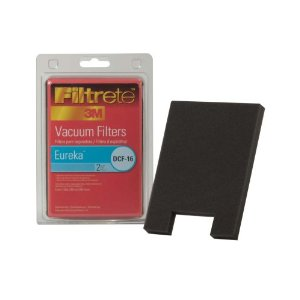 Filtrete Eureka DCF-16 Filter, 2 foam Filters Per Pack