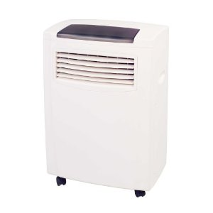 Haier HPAC9M Portable Air Conditioner with 9,000 BTU Cooling Capacity