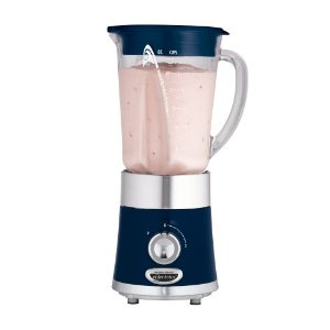 Hamilton Beach 50130 Electrics All-Metal Blender, Ultramarine