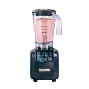 Hamilton Beach HBH650 Commercial Tempest Bar Blender with 64-Ounce Polycarbonate Container, Blue