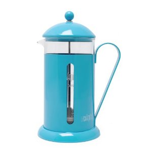 La Cafetiere 8-Cup Rainbow French Press