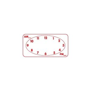 Daydots Dissolvable - Clock Dot 10280-02-11