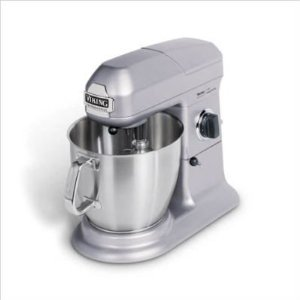 Viking Range Stainless/Gray Stand Mixer 7 Qt.