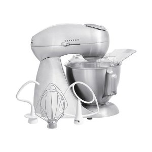 Hamilton Beach Eclectrics Stand Mixer - Sterling (63220)