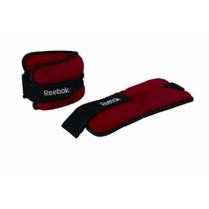 Reebok 5-Pound Neoprene Ankle Weights-Pair
