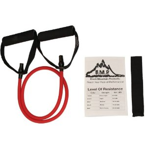 NEW Strong 25 LBS B.M.P. Resistance Bands Great for Any Home Workout Exercise Including Physical Therapy
