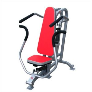 Quantum Fitness Adult Quick Circuit Commercial Combination Chest/Row/Shoulder/Lat QAA-9055