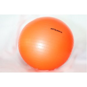 Anti Burst Exercise Balance Yoga Ball 85 cm with Hand Pump. 600 lbs Capacity