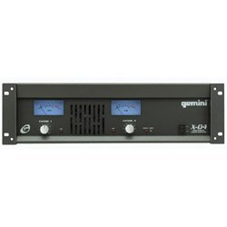 Gemini X04 Pro DJ Power Amplifier