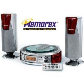 MEMOREX� MICRO STEREO SYSTEM