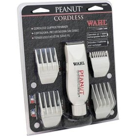 Wahl Pro 8663 Peanut Palm-Size Hair Clipper / Trimmer