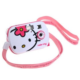 Hello Kitty VGA Digital Camera - KT7002