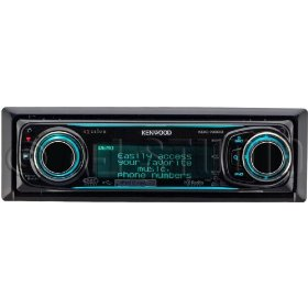 Kenwood eXcelon KDC-X693 - Radio / CD / MP3 player / digital player - Full-DIN - in-dash - 50 Watts x 4