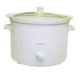 Farberware fssc500 slow cooker  5qt