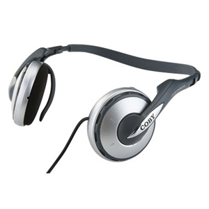 Coby cv250 headphone digital swinger