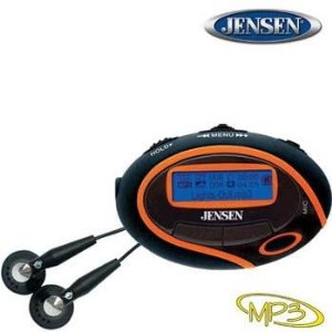Jensen Digital MP3 Player - 1GB