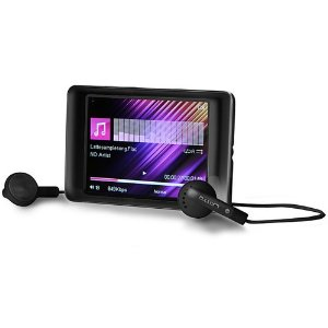 Latte iPearl 16 GB Video MP3 Player with Built-In FM Transmitter (Black)