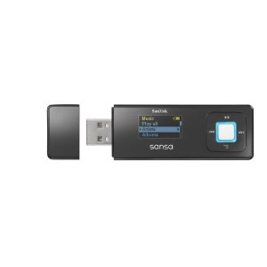 SanDisk Sansa Express 1 GB MP3 Player (Black)