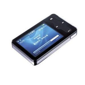 MEIZU MP4 Portable Video & Music Player 2GB (Black)