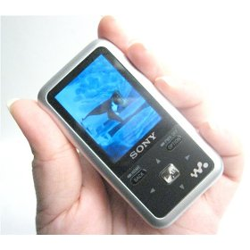 Sony Walkman NWZ-S615F - Digital player / radio - flash 2 GB - WMA, AAC, MP3, protected WMA (DRM 10) - video playback - display: 1.8
