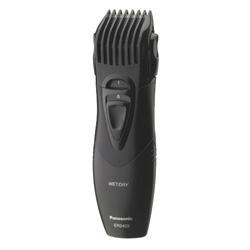 Panasonic er2403k beard mustache trimmer black