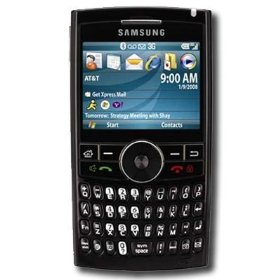 Samsung BlackJack II SGH-I617 Unlocked GSM PDA Cell Phone
