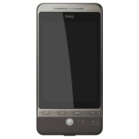 HTC Hero G3 A6262 Black Unlocked GSM Smartphone Google Android Touchscreen Mobile Cell Phone, GPS, Wifi, 5 Megapixel Camera, Compass, MicroSD