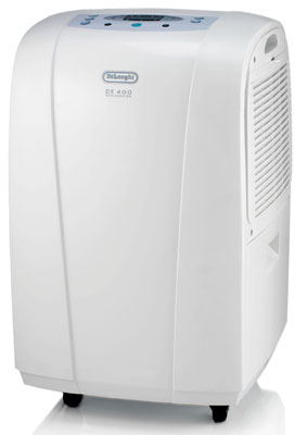 Delonghi de400p dehumidifier 40pint pump sys