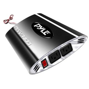 Pyle PNVR800 Plug In Car 800 Watts 12v DC to 115V AC Power Inverter with Modified Sine Wave