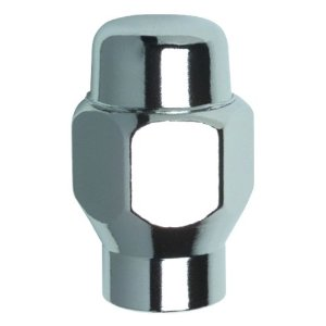 Gorilla Automotive 68137 E-T Conical Seat Lug Nuts (12mm x 1.50