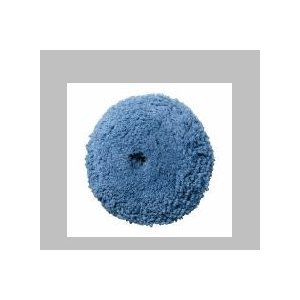 4 inch Double Precision Blue Finishing Wool Pad