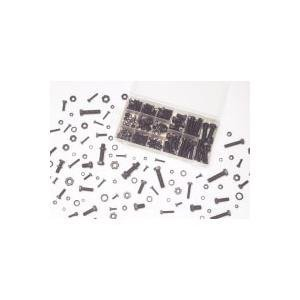 Wilmar (WLMW5331) 240 Piece Metric Nut and Bolt Hardware Kit
